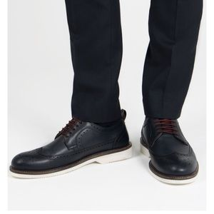 Steel & Jelly Brogue Style Shoes